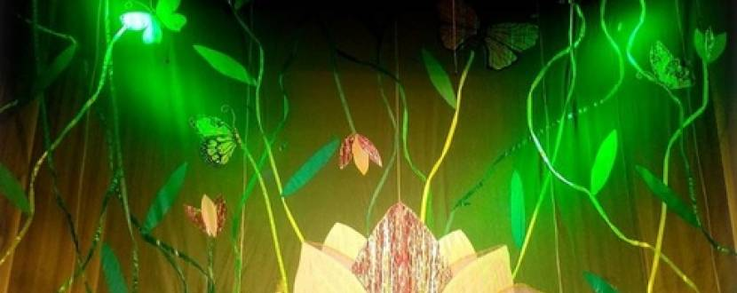 "Розумна казочка ""Дюймовочка та Метелик"""