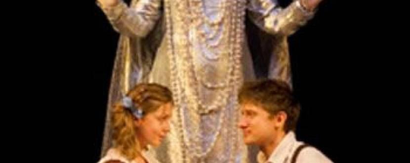 "Музична казка ""Снігова королева"" в Театрі юного глядача"