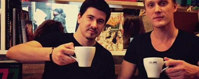 "Вечірка ""DJ Maxfree & Shimansky. TRUBAHOUSE"" в ONE LOVE espresso bar"