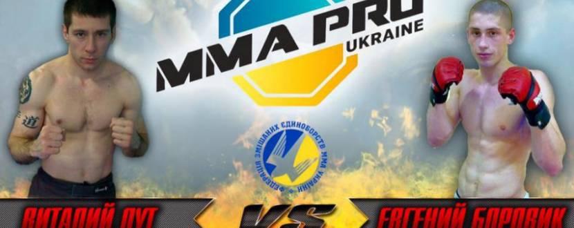Відкритий чемпіонат зі змішаних видів єдиноборств ММА