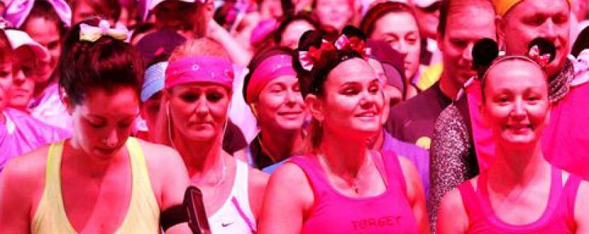 Жіночий марафон до 8 Березня: WOMEN'S DAY CHARITY RUN 2016