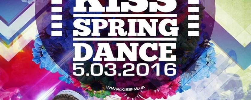 Вечірка  KISS SPRING DANCE