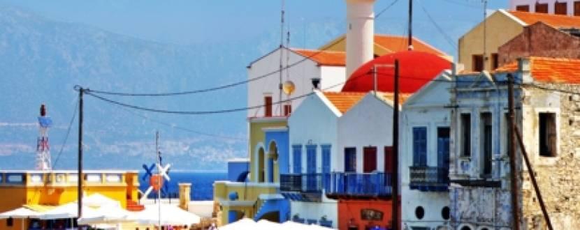 Греция.  Раннее бронирование
