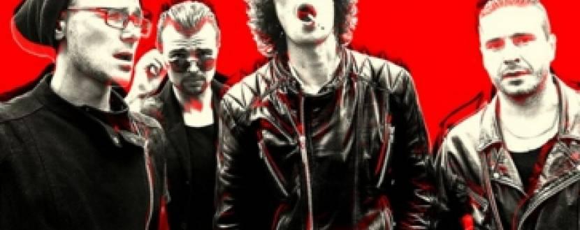 """Концерт EPOLETS у Вінниці! Презентація альбому""""Cult""""!"""