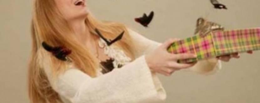 """""""Феєрверк"""" метеликів з квітами в подарунок до 8 Березня"""