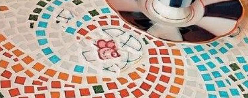 """Майстер-клас """"Мозаїка в стилі Гауді"""""""