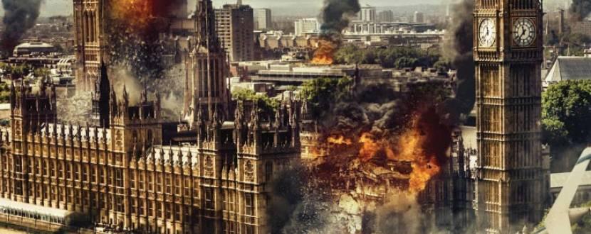 """Джерард Батлер та Морган Фріман у трілері """"Падіння Лондону"""""""