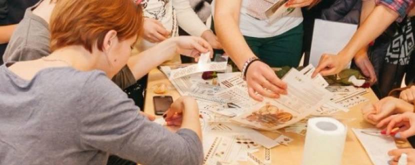 """ТРЦ """"ГуліверіЯ"""" запрошує дітлахів на безкоштовні майстер-класи"""