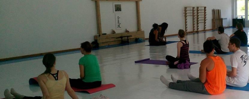 Відкриття нового залу в Makoto Dojo: дитячі тренування, йога та медитації для дорослих