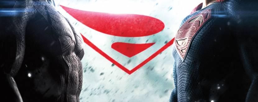 Бетмен проти Супермена: На зорі справедливості 3D. Прем'єра фантастичного екшну