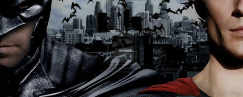 "Бойовик ""Бетмен проти Супермена"""