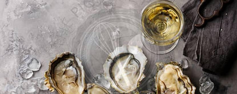 Кулінарна експедиція Kartata Potata: устриці та вино