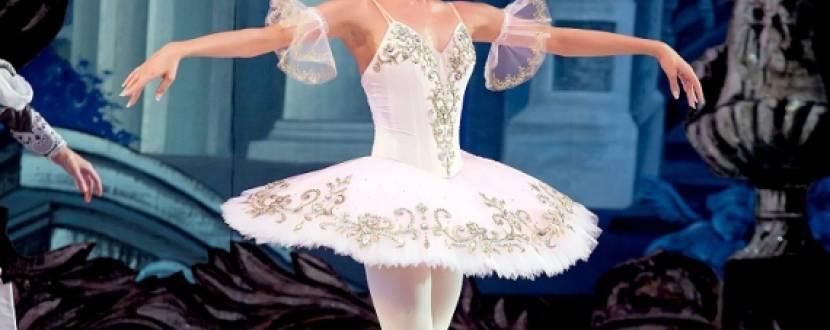 """Балет """"Попелюшка"""": дует світових зірок Є.Ханюкова та В.Зуккетті"""