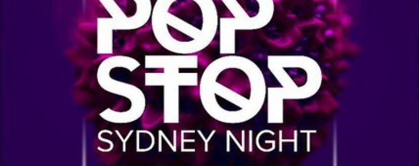 "POP STOP SYDNEY NIGHT | НК ""КАНЬОН"""