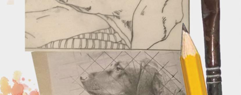 """Майстер-клас із малювання """"Художнє копіювання"""" від 12 до 102"""