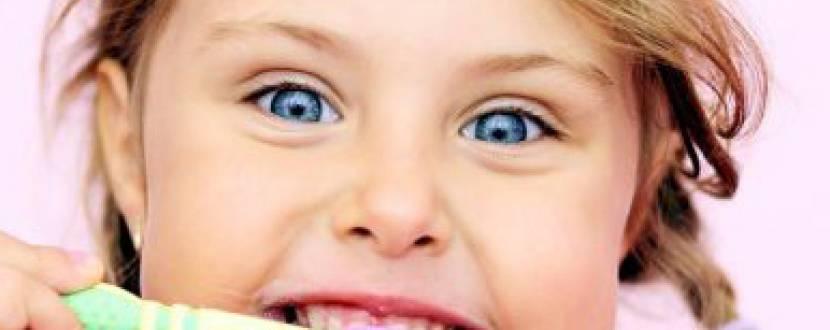 """Семінар для дітей та батьків """"Здорові зуби у дитини"""" в музеї Експериментаніум"""