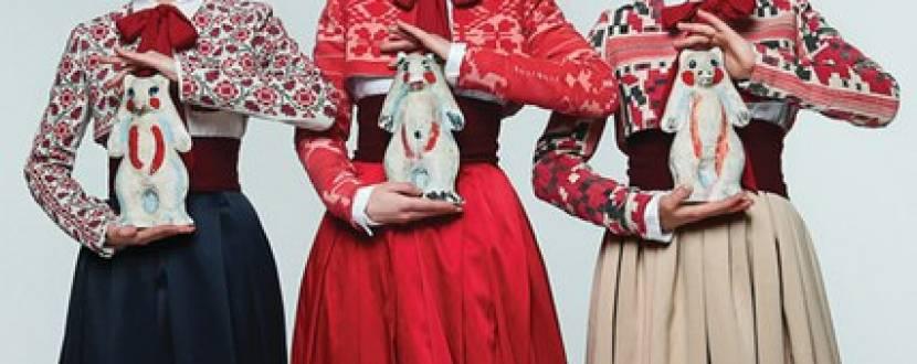 """Концерт інді-поп тріо з Києва """"PANIVALKOVA"""". Розіграш квитків"""
