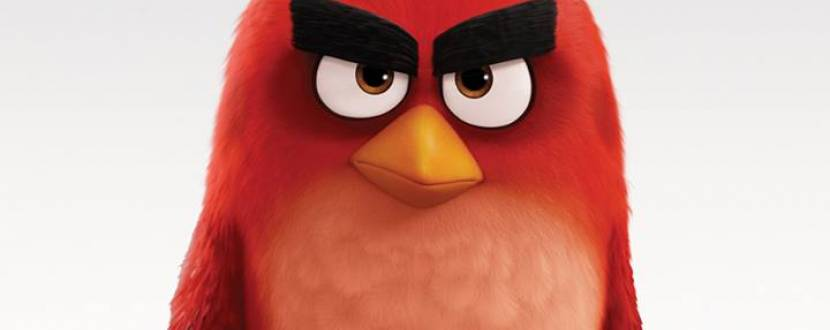 Мультфільм The Angry Birds Movie