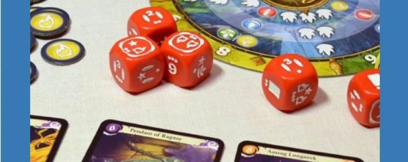 Альтернатива активному отдыху - настольные игры