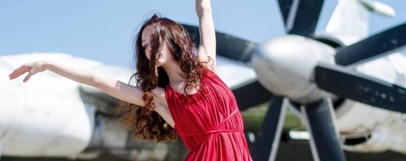 """Фотовиставка """"eMotion"""": люди в танці"""