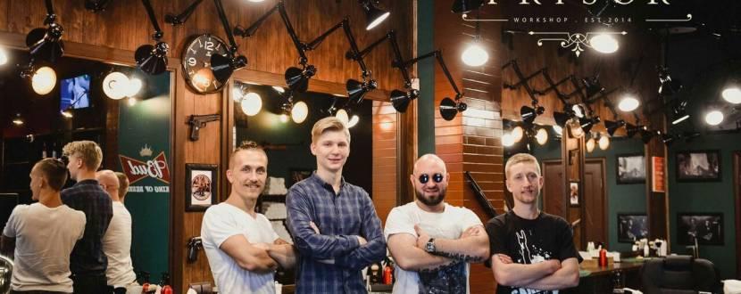 Відкриття Frisor Barbershop