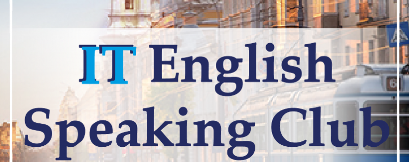 It English Speaking Club #13