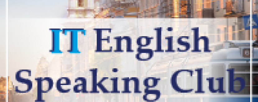It English Speaking Club #14