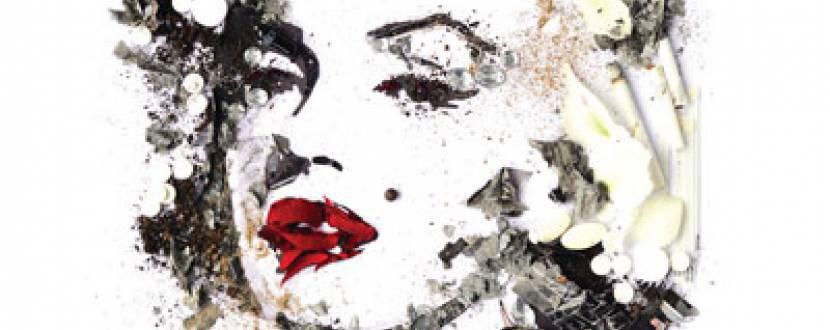 """Ірма Вітовська в прем'єрному спектаклі """"Мерилін Монро: тріумф і агонія"""""""
