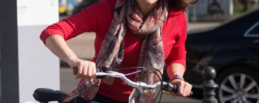 Запуск громадського велотранспорту