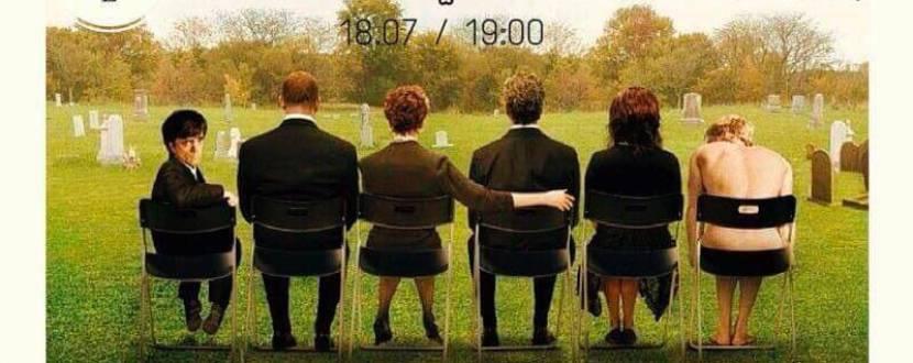 "Фільм ""Смерть на похоронах"""