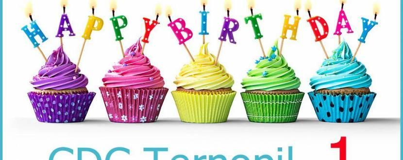 Святкування дня народження компанії+TechTalk