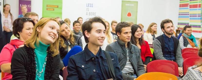 Европейська Школа Дизайну запрошує на Дні відкритих дверей