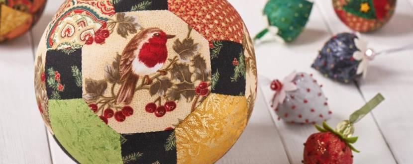 Виставка творів Олени Корольової «Печворк – перехрестя користі й краси»