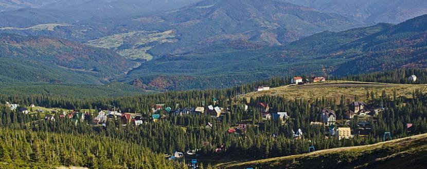 Подорож в Карпати: Буковель, Говерла, Драгобрат