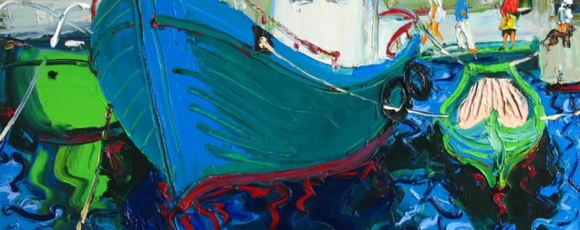 """""""Море всередині"""": проект про натхнення від українського митця Михайла Гайового"""