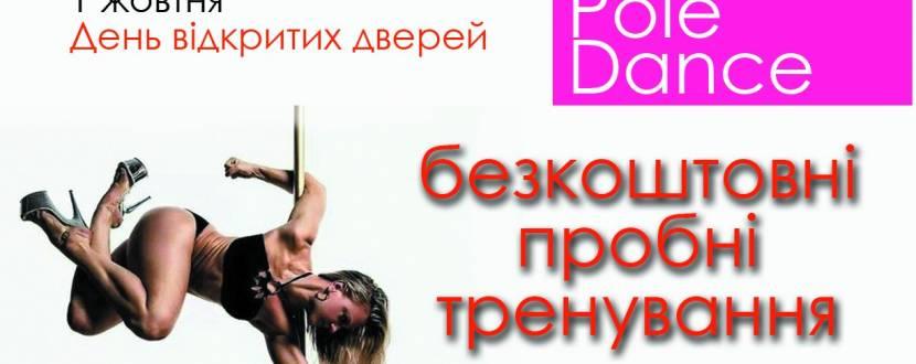 День відкритих дверей в студії танцю на пілоні ROYAL Pole Dance