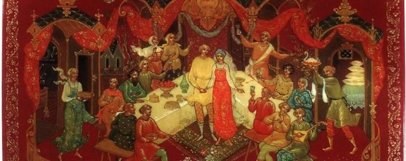 Женский праздник Покрова