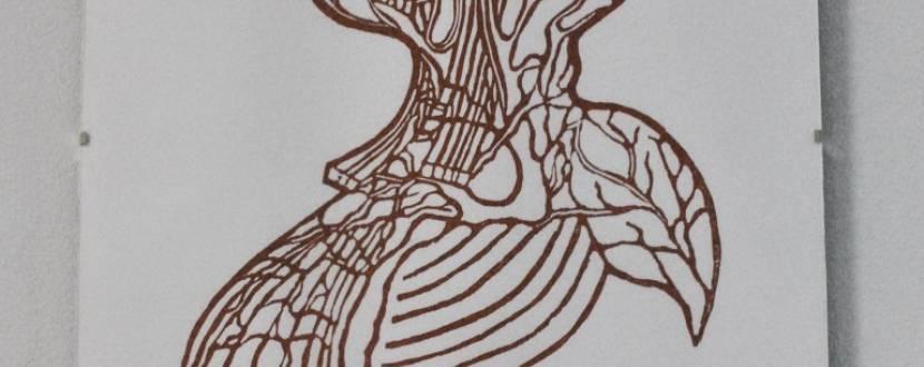 Виставка чуттєвого живопису Saturato