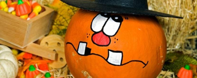Квест на Halloween