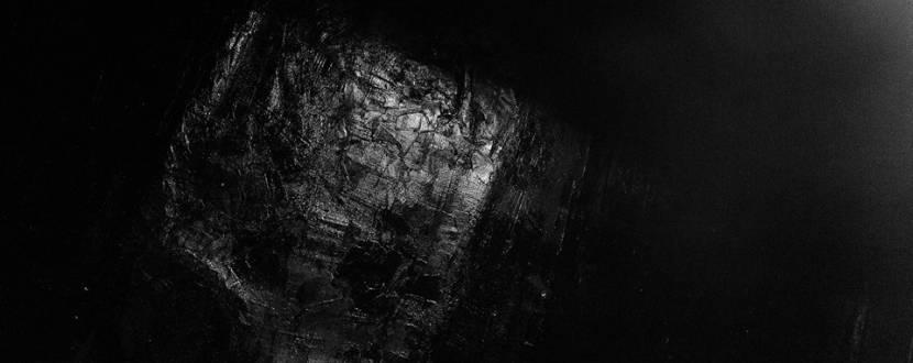 """Выставка """"Черное на черном"""""""
