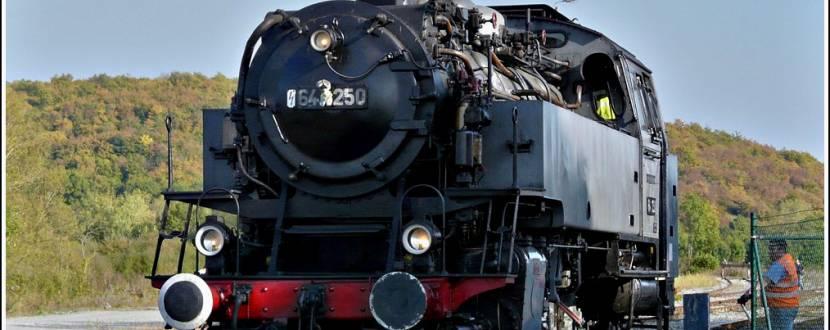 Экскурсия в музей железнодорожного транспорта