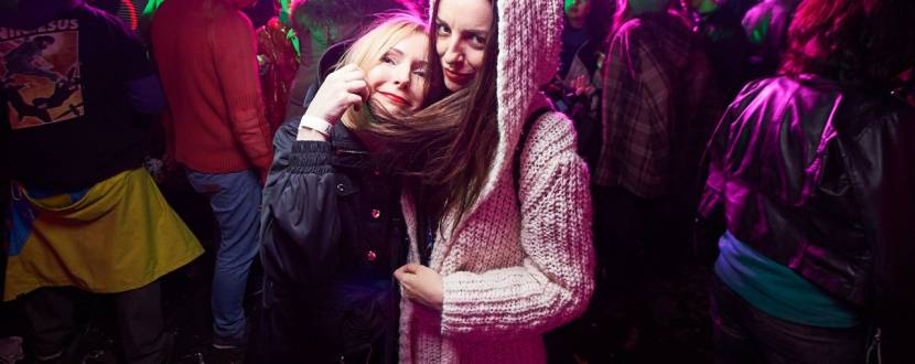 Вечеринка Bomzhparty #10