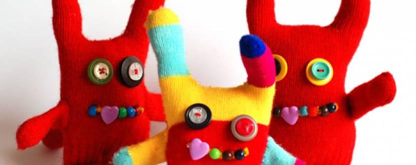 Майстер-клас з пошиву мякої іграшки