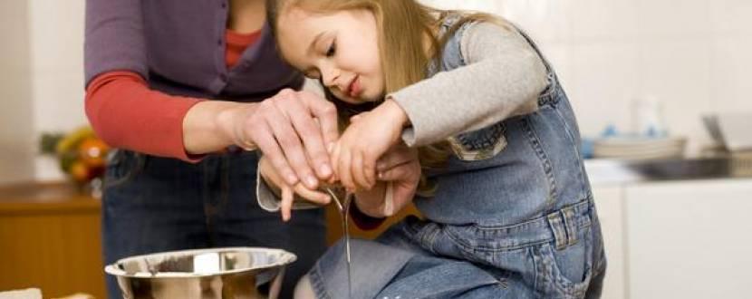 Детский кулинарный мастер-класс «Завтрак для мамы»