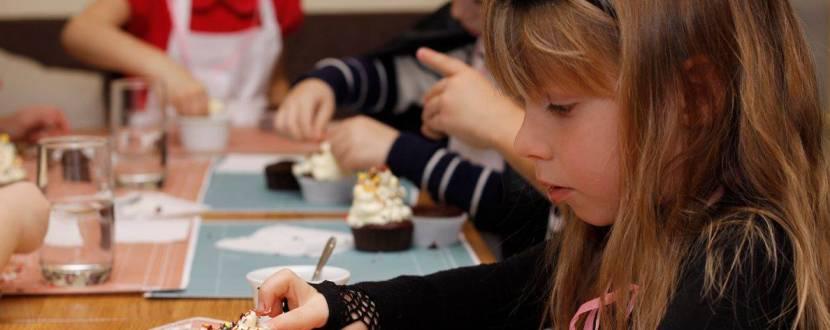 Кулинарный мастер-класс для детей в Slivki Обществе