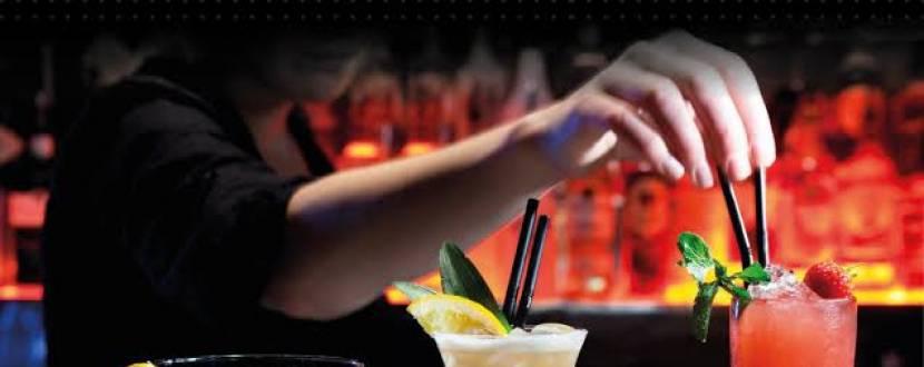 День бармена в Марио Lounge