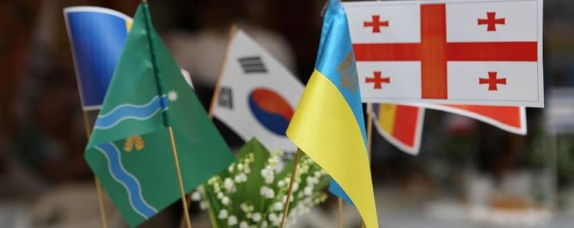 Організаційна зустріч керівників аматорських колективів національних меншин щодо відзначення в Житомирі Дня Європи