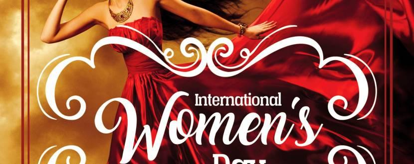 """8 марта """"International Women's Day!"""" в НК КАНЬОН!"""
