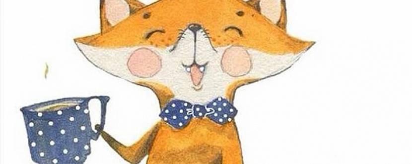 Мій домашній дикий лис - Вистава для дітей