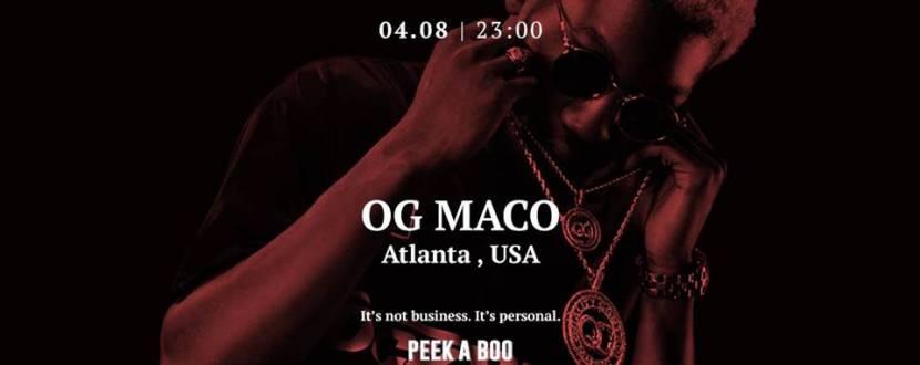 OG Maco (USA) в Одессе